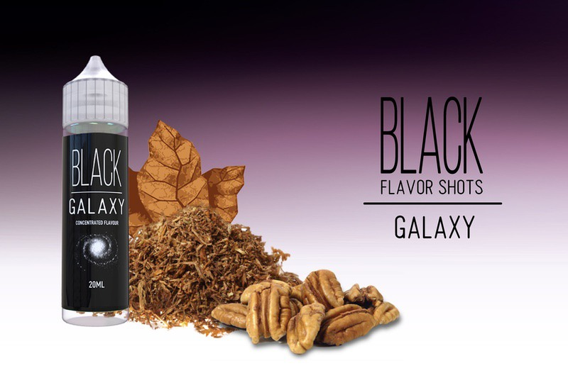 A delicious aromatic blend of tobacco with black sugar and roasted nuts.
